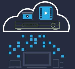 Virtual Multichannel Programming Distributor TV content illustration
